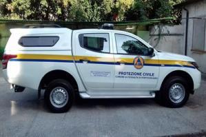 [Un nuovo mezzo per la Protezione Civile di Fossalta di Portogruaro]