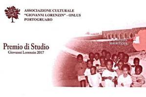 [Sabato 18 ottobre la cerimonia di proclamazione dei vincitori del Premio Giovanni Lorenzin]