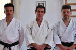 [Stage di Karate Wado-Ryu con il M° Ignazio Amplo]