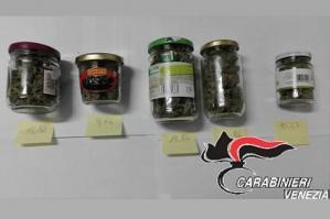 [Arrestato 40enne di San Stino per droga]