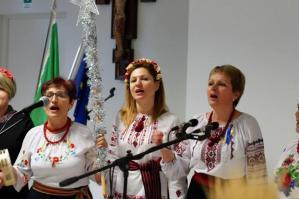 [Fine settimana con due concerti del Coro Roksolana (Ucraina)]