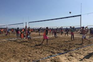 [Beach Volley Marathon, aperte le iscrizioni]