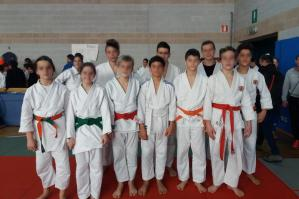[Judo Kiai, successo per gli Esordienti al Trofeo Internazionale Shimai a Fagagna]