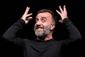 "[""Mistero Buffo"", Ugo Dighero interpreta Dario Fo]"
