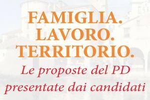 [Elezioni. Le proposte Pd presentate dall'on. Moretto, Barbara Penzo e Andrea Ferrazzi]