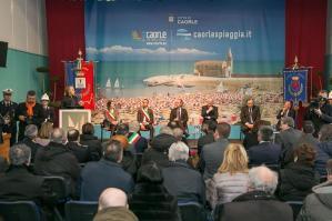 """[Fiera dell'Alto Adriatico. Il presidente Furlanis: """"È in continua evoluzione""""]"""