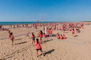 [Viaggio d'istruzione Beach&Volley School 2018]