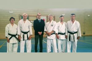 [Stage internazionale di Karate-Do Wado-Ryu]