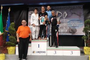 [Judo Kiai Atena campione al Campionato Nazionale Libertas di Judo]