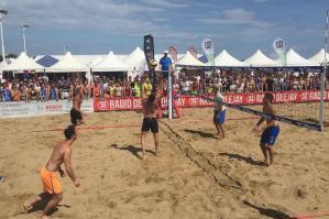 [Beach Volley Marathon a Bibione]