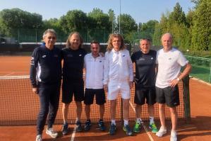 [Il Tennis Club P. S. Margherita è Campione Regionale over 50]