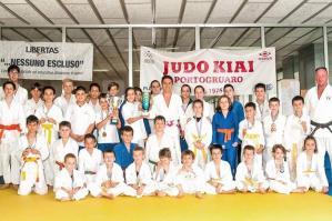 [Weekend di gare per il Judo Kiai Atena di Portogruaro]