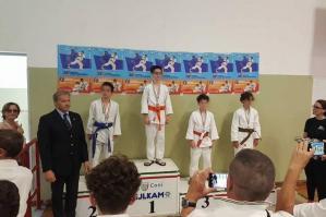 [Judo Kiai Portogruaro: 6 medaglie al 38° Trofeo di Pederobba]