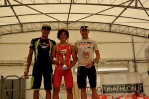 [In 250 a Bibione per la prima Cross Triathlon]