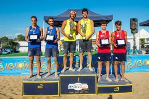 [Bibione, conclusa la tappa del Campionato Italiano di Beach Volley U19]