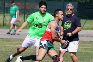 """[Torneo """"Rugby Touch - Il dono della vita"""": un successo che dura da 14 anni]"""