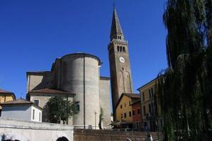 [Aggiornamenti sulla messa in sicurezza del campanile del Duomo di Portogruaro]