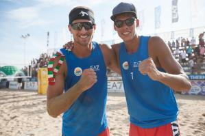 [Beach Volley Campionato Italiano Assoluto: a Bibione trionfano Colombi-Breidenbach e Bonifazi-Ingrosso]