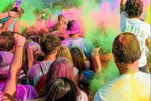 [Bibione, Holi on tour 2018]