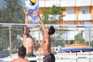 [Beach volley: in 200 al torneo
