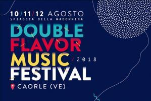[Questa sera il via al Double Flavor Music Festival]