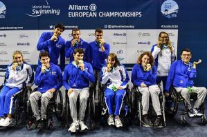 [Fantin, record agli Europei di Nuoto paralimpici di Dublino]