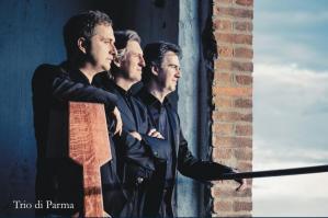 [Domani, il Trio di Parma al Festival di Musica con un insolito programma musicale]