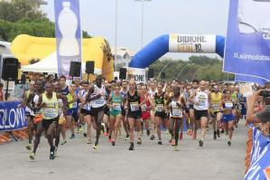 [Sabato la Bibione is surprising run]