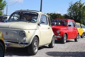 [13° Raduno Fiat 500 e derivati memorial Lucio Geromin]