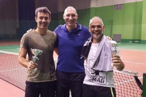 [Torneo di tennis TPRA: vince Leonardo Moretto]