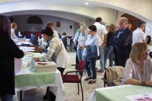 [Più di 200 persone agli screening gratuiti in occasione della Festa delle Associazioni]