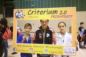 [Judo Kiai Atena, 18 medaglie al Criterium FVG ]