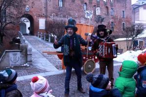 """[""""Il teatro delle Feste"""" a Portovecchio]"""