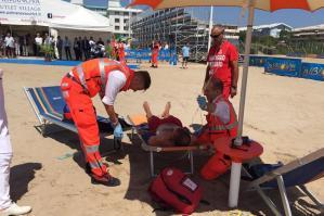 """[""""Vacanze in salute"""": 50 mila le prestazioni dei pronto soccorso del litorale veneto]"""