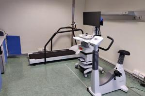 [Analisi da sforzo, nuovi dispositivi in Cardiologia a Portogruaro]