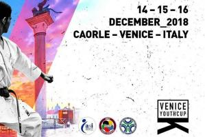 [Venice Cup e Karate Youth League a Caorle]