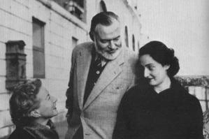 [Hemingway e l'ultima musa: Latisana celebra l'incontro di 70 anni fa]