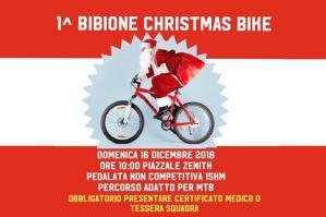 [Bibione, domenica la 1ª Bibione Christmas Bike e la Challenge dei Fiumi]