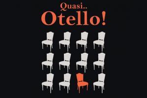 """[""""Quasi… Otello"""", i ragazzi della Coop. sociale """"Il Gabbiano-Il Pino"""" a teatro]"""