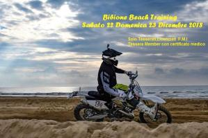 [Winter Beach Training a Bibione]