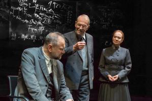 """[Orsini, Popolizio e Lojodice portano al Teatro Russolo """"Copenaghen""""]"""