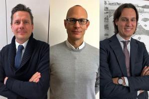 [Spano, Griggio e Rizzato i tre nuovi dirigenti dell'Ulss4 V.O.]