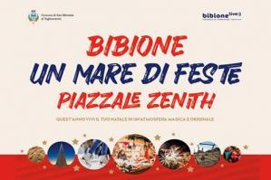 """[""""Un mare di feste"""" a Bibione fino al 27 gennaio]"""