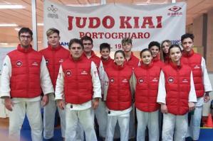 [En plein per il Judo Kiai Atena al Trofeo Internazionale Shimai di Fagagna ]