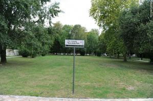 """[Nuova illuminazione al Parco della Pace. Morsanuto: """"Inizia la riqualificazione dell'area""""]"""