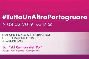 [#TuttaUnAltraPortogruaro, nuovo movimento civico nella Città del Lemene]