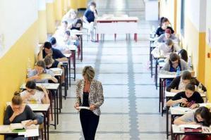 [Modifiche all'Esame di Maturità, gli studenti portogruaresi scioperano]