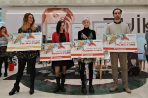"""[""""Gallerie d'arte"""": Ambrosio, Brambati, Sottil e Manocchi i vincitori dell'edizione 2019]"""