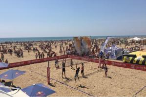[Mizuno Beach Volley Marathon: nel weekend la 23ª edizione a Bibione]