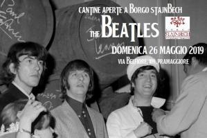 [Borgo Stajnbech, un omaggio ai Beatles per Cantine Aperte]